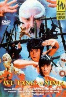 Ver película Ninja Hunter