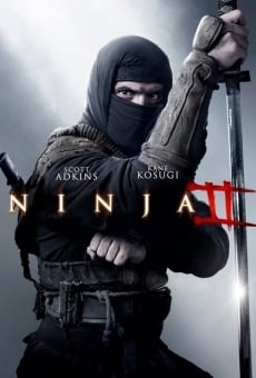 Película: Ninja II: Shadow of a Tear
