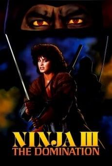 Ver película Ninja III: La Dominación