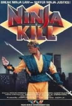 Película: Ninja Kill