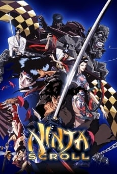 Ver película Ninja Scroll