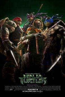 Teenage Mutant Ninja Turtles on-line gratuito