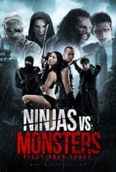 Ver película Ninjas vs. Monsters