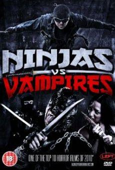 Ver película Ninjas vs. Vampires