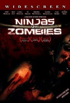 Ninjas vs. Zombies on-line gratuito