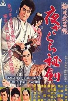Yagyu bugeicho - Ninjitsu online