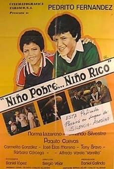 Película: Niño pobre, niño rico