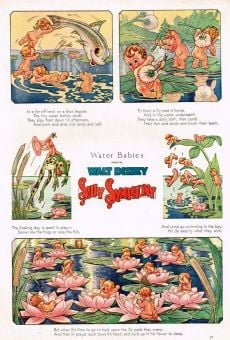 Walt Disney's Silly Symphony: Water Babies on-line gratuito