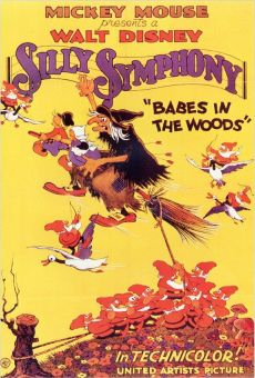 Walt Disney's Silly Symphony: Babes in the Woods Online Free