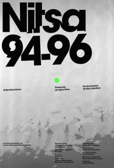 Ver película Nitsa 94/96: el giro electrónico