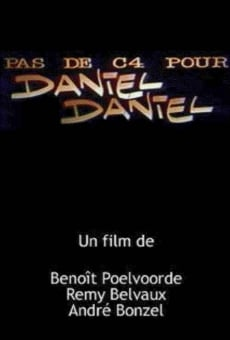 Ver película No C4 for Daniel Daniel