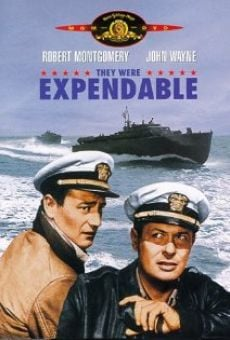 They Were Expendable on-line gratuito