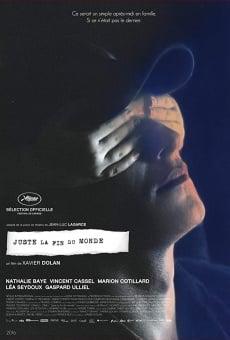 Ver película No es más que el fin del mundo