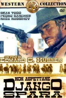 Ver película No esperes Django... ¡dispara!