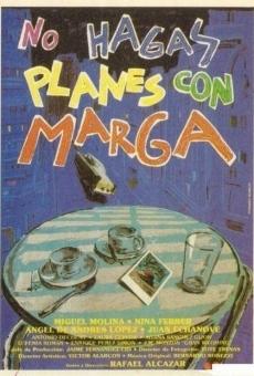 Ver película No hagas planes con Marga