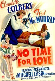 No Time for Love on-line gratuito
