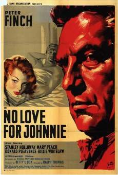 Ver película No Love for Johnnie