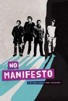 Ver película No Manifesto: A Film About Manic Street Preachers