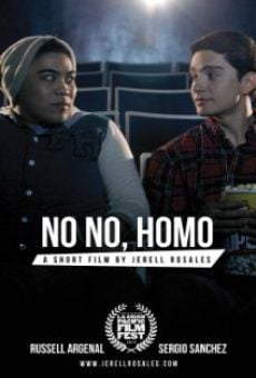 Ver película No No, Homo