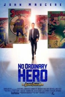 Watch No Ordinary Hero: The SuperDeafy Movie online stream