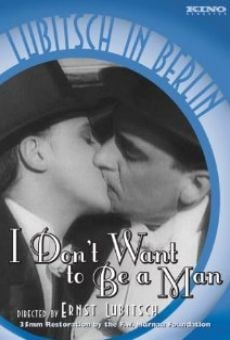 Película: No quiero ser un hombre