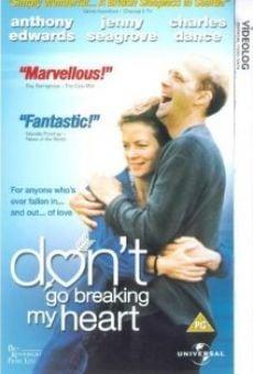 Don't Go Breaking my Heart en ligne gratuit