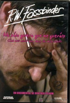 Película: No sólo quiero que me queráis