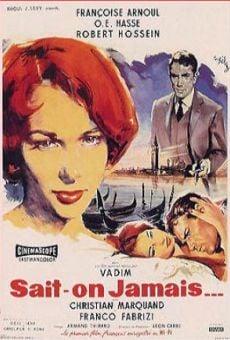 Ver película No Sun in Venice