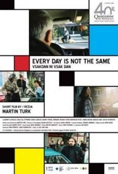 Ver película No todos los días son iguales