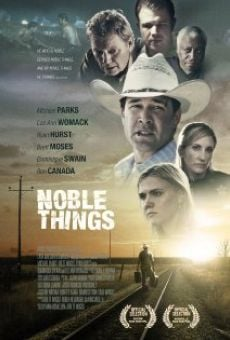 Noble Things online streaming