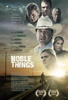 Ver película Noble Things