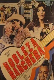Nobleza ranchera online streaming