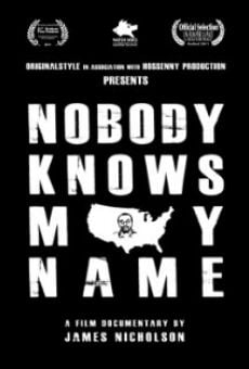 Nobody Knows My Name online