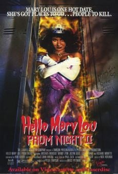 Hello Mary Lou: Prom Night 2 online streaming