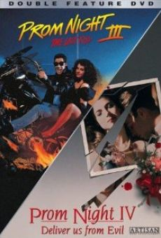 Prom Night IV: Deliver Us from Evil on-line gratuito