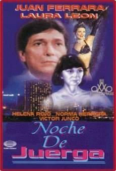 Ver película Noche de juerga