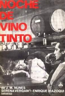 Ver película Noche de vino tinto