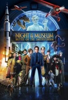 Night at the Museum: Battle of the Smithsonian on-line gratuito
