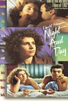 Ver película Noche y día, de Chantal Akerman