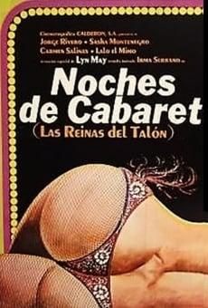 Noches de cabaret on-line gratuito