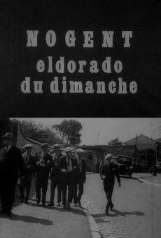 Ver película Nogent, paraíso de domingo