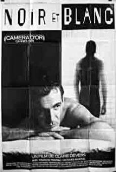 Ver película Noir et blanc
