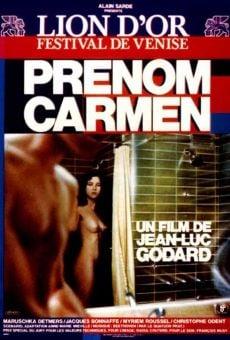 Ver película Nombre: Carmen