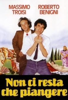 Ver película Non ci resta che piangere (Sólo queda llorar)
