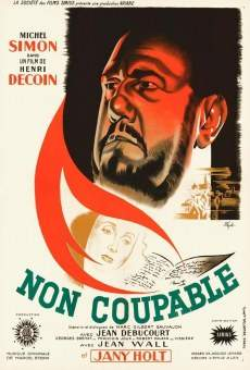 Non coupable on-line gratuito