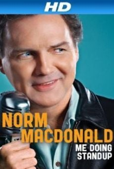 Ver película Norm Macdonald: Me Doing Standup