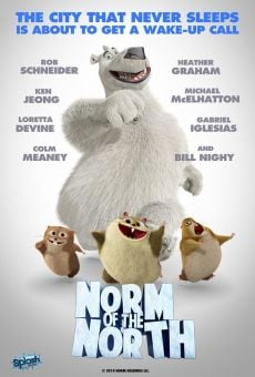 Ver película Norm of the North
