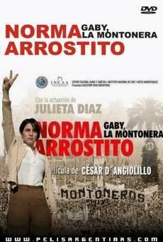 Ver película Norma Arrostito, la Gaby