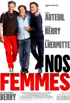 Ver película Nos femmes