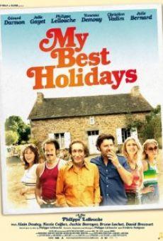 Ver película Nos plus belles vacances